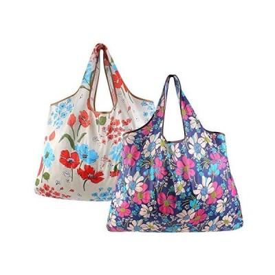 折りたたみエコバッグ 大容量 買い物バッグ コンパクト 防水 一気に畳める 超耐久 肩掛け 手持ち 雑貨 レジバッグ 弁当