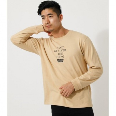 CANT GET OVER PULLOVER/キャントゲットオーバープルオーバー /メンズ/トップス カットソー  長袖【MARKDOWN】