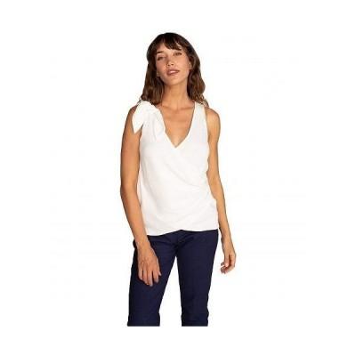 Trina Turk トリーナターク レディース 女性用 ファッション ブラウス Wailua Top - Whitewash