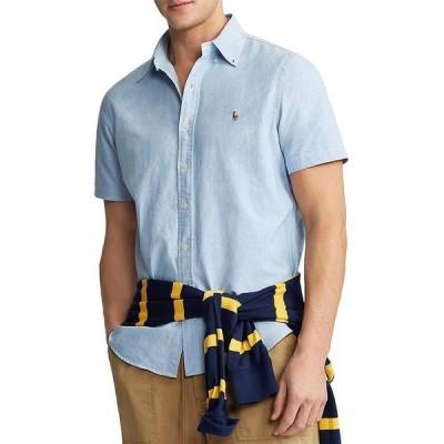 ラルフローレン メンズ シャツ トップス Classic Fit Short-Sleeve Oxford Shirt