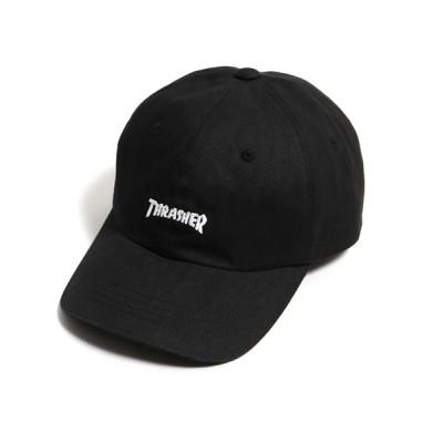 ROOP TOKYO / THRASHER/スラッシャー ツイル ベースボールキャップ/6パネルキャップ MEN 帽子 > キャップ