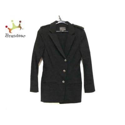 ロベルタ フルラネット ROBERTA FURLANETTO ジャケット サイズ42 L レディース - 黒 長袖/春/秋 新着 20210207