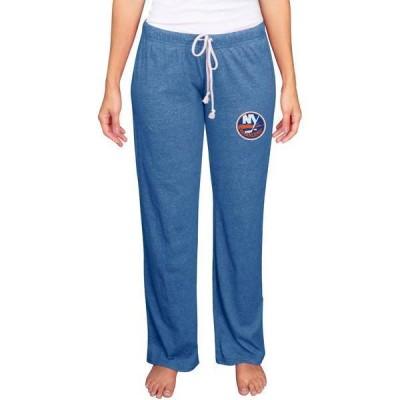 コンセプツ スポーツ レディース カジュアルパンツ ボトムス Concepts Sport Women's New York Islanders Quest Knit Pants
