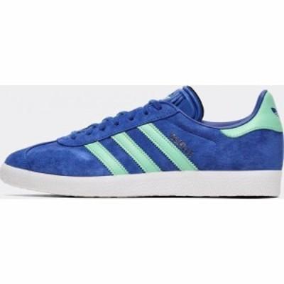 アディダス adidas Originals メンズ スニーカー シューズ・靴 Gazelle Trainer Royal Blue/Mint/Footwear White