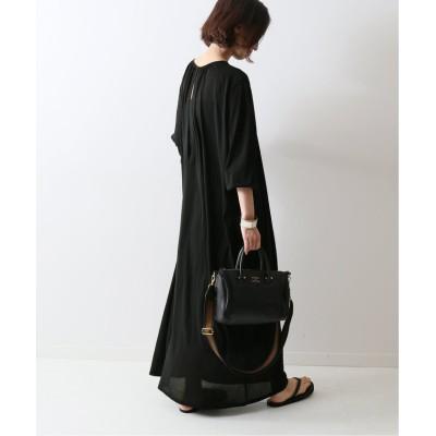【スピック&スパン】 Black back open dress◆ レディース ブラック 36 Spick & Span
