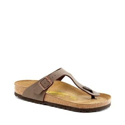 ビルケンシュトック レディース サンダル シューズ Women's Gizeh Birkibuc Thong Sandals Mocha