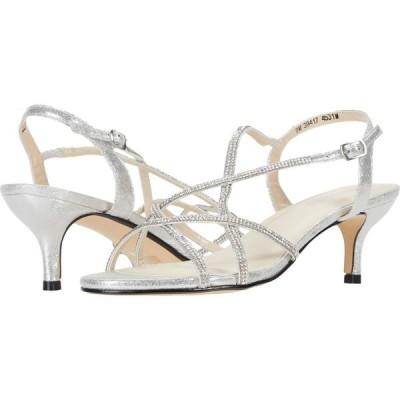 タッチアップス Touch Ups レディース サンダル・ミュール シューズ・靴 Sansa Silver
