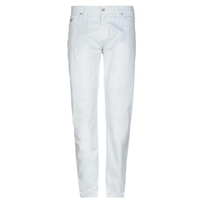 ヘンリー コットンズ HENRY COTTON'S パンツ ホワイト 54 コットン 98% / ポリウレタン 2% パンツ