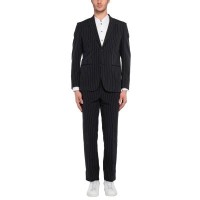FACIS スーツ ダークブルー 52 コットン 69% / リネン 31% スーツ