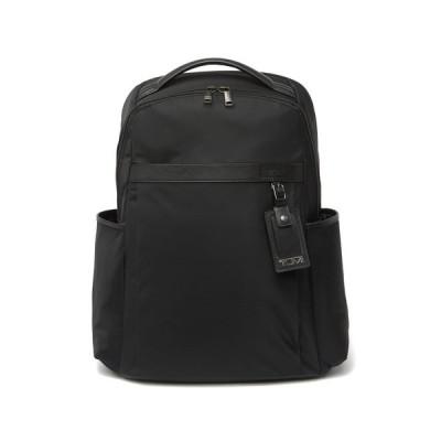 トゥミ レディース バックパック・リュックサック バッグ Clayton Backpack BLACK