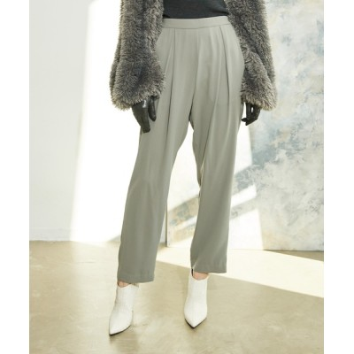 LA BELLE ETUDE / タックリラックスGパンツ/低身長向けSサイズあり WOMEN パンツ > スラックス