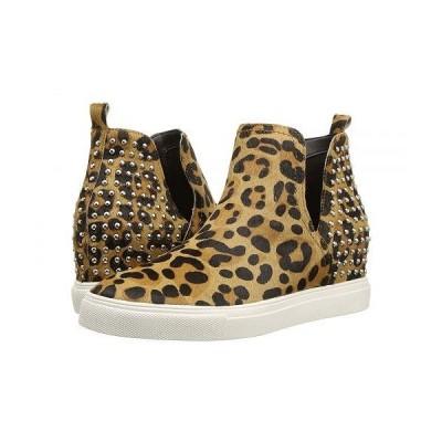STEVEN NEW YORK スティーブンニューヨーク レディース 女性用 シューズ 靴 スニーカー 運動靴 Chloey-L - Leopard