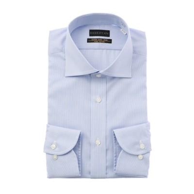 ワイドカラースタイリッシュワイシャツ《プレミアム》