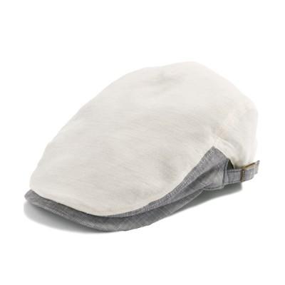 QUEENHEAD / コットンハンチング MEN 帽子 > ハンチング/ベレー帽