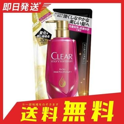 CLEAR(クリア) モイスト スカルプコンディショナー 300g (詰め替え用) (1個)
