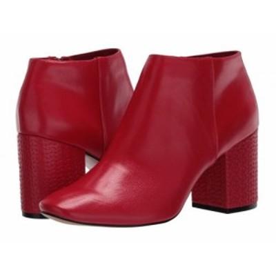 Katy Perry ケイティーペリー レディース 女性用 シューズ 靴 ブーツ アンクル ショートブーツ The Corra Red Shiny Tumbled【送料無料】