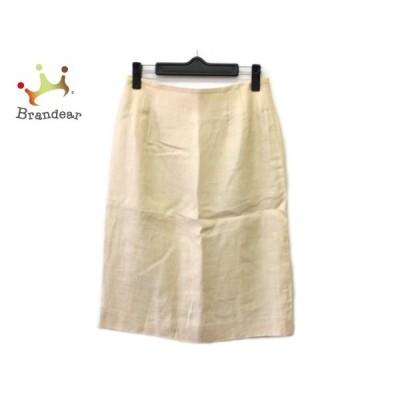 ダックス DAKS スカート サイズ64-91 レディース アイボリー   スペシャル特価 20200531
