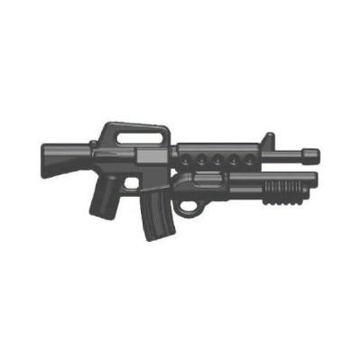 BrickArms 2.5 Scale Weapon M16DBR Masterkey Gunmetal フィギュア おもちゃ 人形