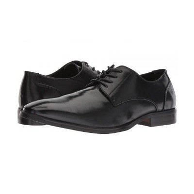 Kenneth Cole Unlisted メンズ 男性用 シューズ 靴 オックスフォード 紳士靴 通勤靴 Dinner Lace-Up - Black
