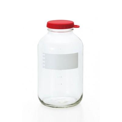 ガラス雑貨 食器 ギフト  e-Cap Jar 1800(RP) 1674
