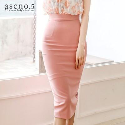 タイトスカート スカート ミディアム ピンク きれいめ 韓国 韓国ファッション 30代 40代 デート おめかし 女子会 ディナー フォーマル  S M L XL キャバ