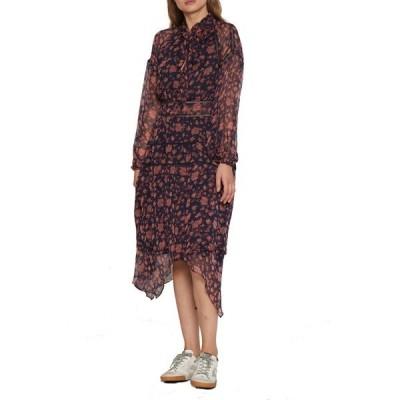ウォルターベーカー レディース ワンピース トップス Meg Dress MIDNIGHT BLOSSOM