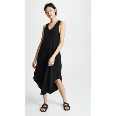 ゼットサプライ Z Supply レディース ワンピース ワンピース・ドレス The Reverie Dress Black