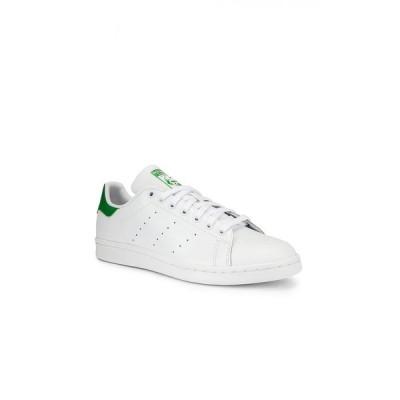 アディダス adidas Originals レディース スニーカー シューズ・靴 Stan Smith White & Green