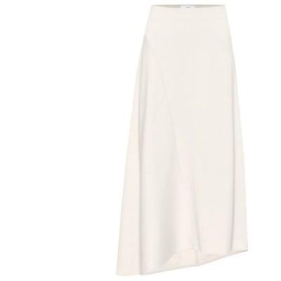 ヴィンス Vince レディース ひざ丈スカート スカート Asymmetric midi skirt Magnolia