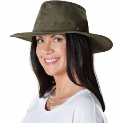 ティリー Tilley メンズ 帽子 Airflo Hat Olive