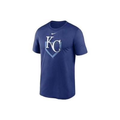 ナイキ Tシャツ トップス メンズ Men's Kansas City Royals Icon Legend T-Shirt RoyalBlue