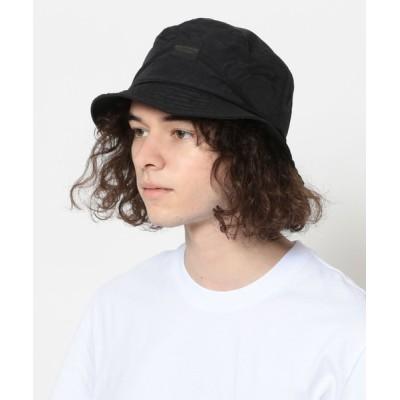 B'2nd Womens / MIGHTY SHINE(マイティシャイン)NYLON  BUCKET HAT / ナイロンバケットハット MEN 帽子 > ハット