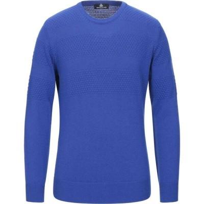 アルマタディメアー ARMATA DI MARE メンズ ニット・セーター トップス sweater Bright blue