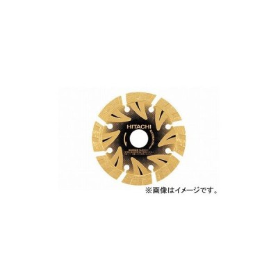 日立工機 ダイヤモンドカッター(S1カッター) 105mm コードNo.0032-9888