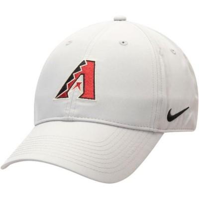 ユニセックス スポーツリーグ メジャーリーグ Arizona Diamondbacks Nike Legacy 91 Adjustable Performance Hat - Gray - OSFA 帽子