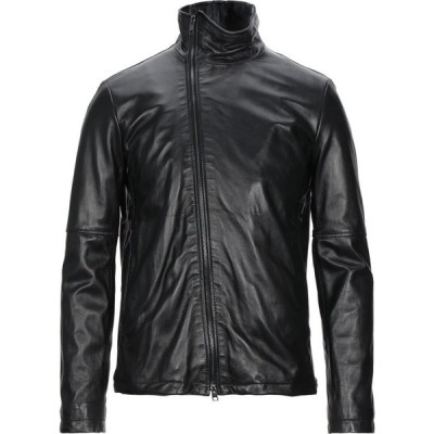 ストリート レザー STREET LEATHERS メンズ レザージャケット ライダース アウター Biker Jacket Black