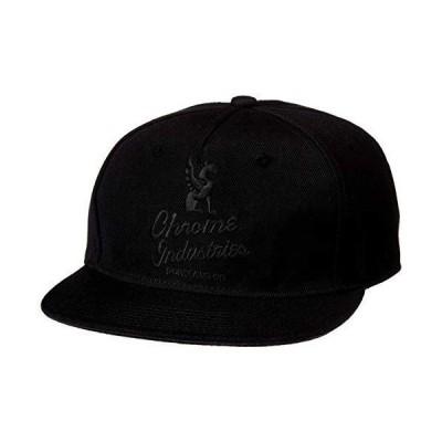 クローム キャップ 5 PANEL CAP(2019年モデル) メンズ BLACK/BLACK 日本 F (FREE サイズ)