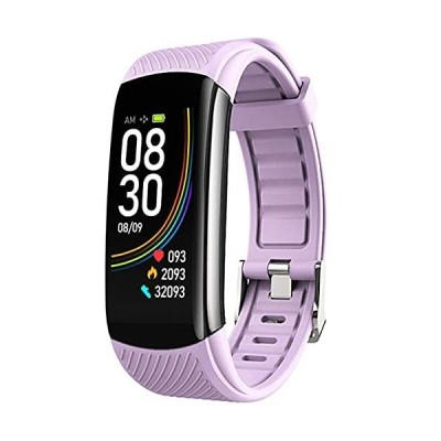 Smartwatches Smart Watch for Women Men Fitness Trackers Heart Rate Blood Pressure Monitor Outdoor Survival Health Step Counter Temperature L
