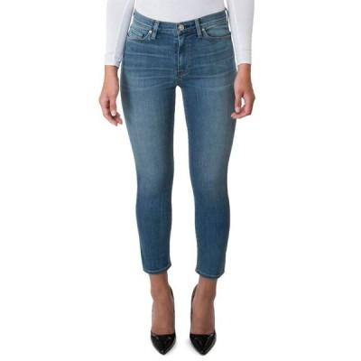 ハドソンジーンズ レディース デニムパンツ ボトムス Cropped Skinny Jeans