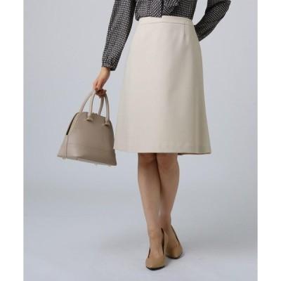 UNTITLED / アンタイトル 【洗える】ローズバスケットスカート