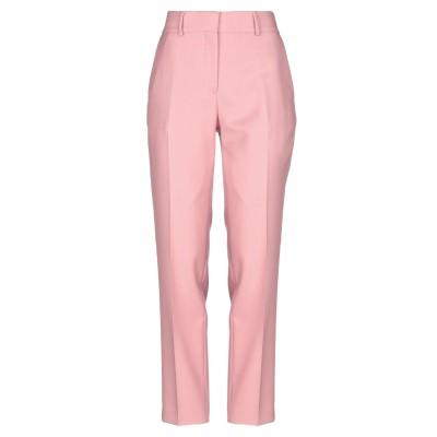 BURBERRY パンツ ピンク 8 ポリエステル 55% / バージンウール 45% パンツ