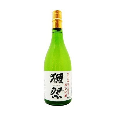 [お酒 日本酒 清酒 全国送料無料クール便]獺祭 純米大吟醸 磨き三割九分 遠心分離 720ml