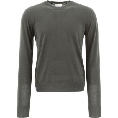 ボッテガ ヴェネタ Bottega Veneta メンズ ニット・セーター トップス Merino Wool Pullover Grey