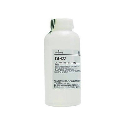 モメンティブ 耐熱用シリコーンオイル TSF433−1 1缶 (メーカー直送)