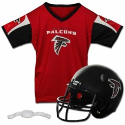Franklin Sports フランクリン スポーツ スポーツ用品  Franklin Sports Atlanta Falcons Youth Helmet and Jersey Set