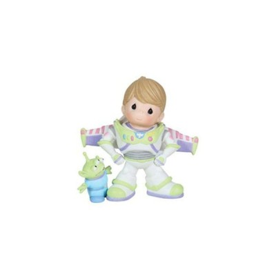 Precious Moments Disney Show Case Collection Collectible Figurine, To Infinity and Beyond