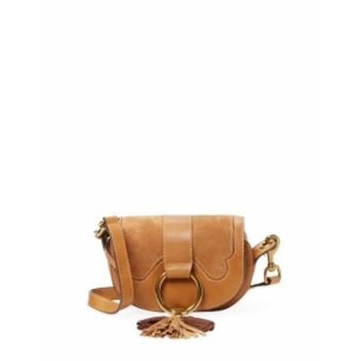 フライ レディース ショルダー バッグ Mini Leather Saddle Bag