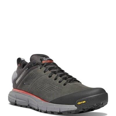 ダナー メンズ ブーツ&レインブーツ シューズ Men's 2650 Trail GTX Waterproof Sneaker Boots Dark Gray/Brick Red