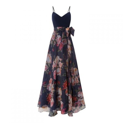 エリザジェイ Eliza J レディース ワンピース ワンピース・ドレス Eliza VNk Ogan SktDrsLd91 Multi