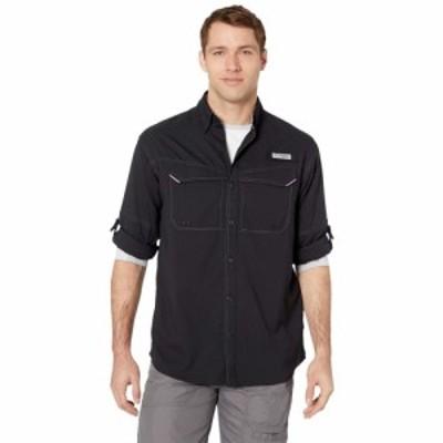 コロンビア Columbia メンズ シャツ トップス Low Drag Offshore(TM) Long Sleeve Shirt Black